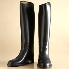riding boots - aigle of france
