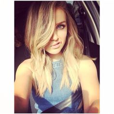 Little Mix News ❤ liked on Polyvore featuring hair, perrie edwards, little mix, people and perrie