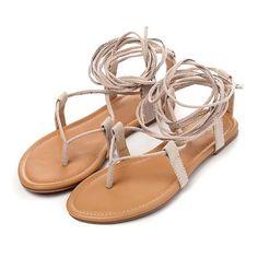 fb7a49d0b4ad Summer Roman Sandals Multiple Cross-Strap tall knee high Thong Nubuck Women  Sandals Roman Sandals