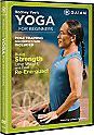 Yoga For Beginners ~ a great DVD to get started doing yoga by Rodney Yee. He includes a pose walk-through, explaining the benefits of each pose and how to do them as well as two yoga routines, an energizing one for morning and a relaxing one for evening.