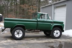 "1965 Chevy C50 ""Goliath"""