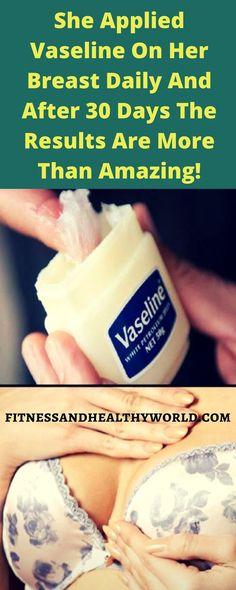 #vaseline #breast #beauty #remedy