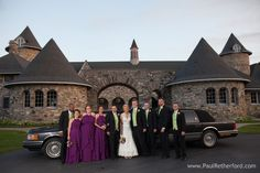 Lime Green and Purple Wedding Colors at Castle Farms Military Dream Wedding Heroes Wedding Giveaway Photography | Andi + Dwayne photo by Paul Retherford, http://www.PaulRetherford.com ~ flowers by Thyme Hill Designs ~ Mackinaw Shuttle Limo service #limegreen #purple #weddingcolor #weddingidea #weddingplan #weddingday #wedding