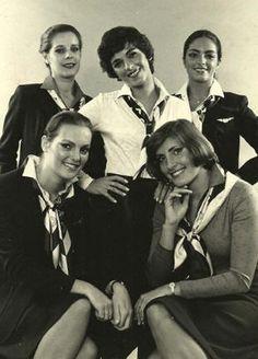 VARIG, Brazil, Air hostesses ::: | VARIG | :::