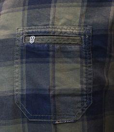 Formal Shirts For Men, Cotton Shirts For Men, Mens Shirt Pattern, Designer Casual Shirts, Men Dress Up, Check Shirt Man, Denim Jacket Men, Stylish Shirts, Camisa Polo