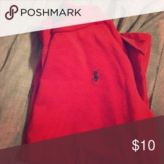 Ralph Lauren Long Sleeve Red Tshirt 5 Ralph Lauren Long Sleeve Red Tshirt, size 5. In Excellent PreOwned Condition w minimal fading. Price is Firm unless Bundled. Polo by Ralph Lauren Shirts & Tops Tees - Long Sleeve