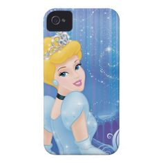 Cinderella Princess Case-Mate iPhone 4 Case