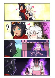 You are not strong enough for bloodline : arknights Short Comics, Art Memes, Funny Games, Anime Comics, Anime Art Girl, Cartoon Styles, Funny Comics, Anime Characters, Character Art