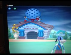 My favorite playground, other then The Brrrgh. Can't wait for Toontown Rewritten to come out so I can reunite with my most favorite memories. I mostly miss the fun I had. Toontown Online forever!!!