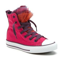 Converse All Star Party High-Top Sneakers for Girls