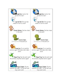 Reading strategy bookmark- some other good resources too!