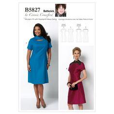 Misses'/Women'd  Dress-XSM-SML-MED-LRG-XLG PatternMisses'/Women'd  Dress-XSM-SML-MED-LRG-XLG Pattern,