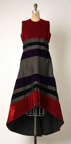 Evening Dress  Pierre Balmain, 1972  The Metropolitan Museum of Art