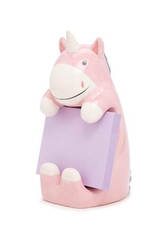 Product Name:Unicorn Sticky Note Holder, Category:ACC, Price:8.9