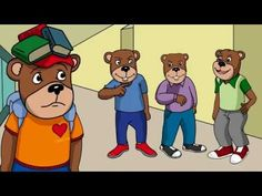 CABEAR and the BULLIES: Anti-Bullying Video - YouTube