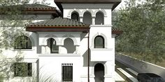 Madalin Badici | Arhitectura si Inginerie | Proiectare Online Mansions, House Styles, Home Decor, Decoration Home, Room Decor, Villas, Interior Design, Home Interiors, Palaces