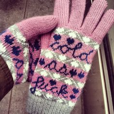 omg my gloves are like the best thing i have ever seen. i feel like a unicorn with the poops