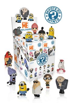 Mystery Minis Blind Box: Despicable Me   Funko