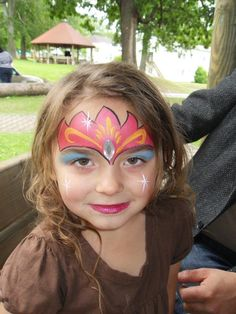 DIY Face Paint #DIY #FacePainting #Halloween #Costumes #HalloweenCostume #Birthdays #Birthday #Party #Parties