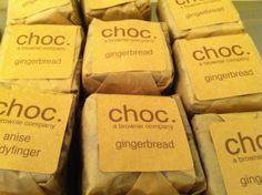 choc brownies -