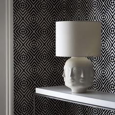 The Hypnotist Mono Wallpaper