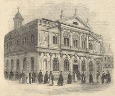 Sheldonian Theater