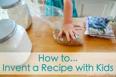 What are your tricks and tips for giving kids freedom in the kitchen?