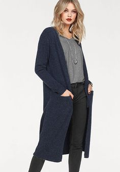 Vero Moda kardigán »BRILLIANT« Business Look, Business Casual, Mode Online, Normcore, Feminine, Poses, Ootd, Outfits, Clothes
