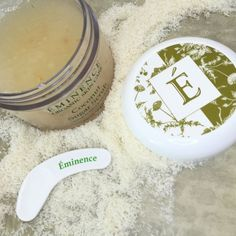 Eminence coconut sugar scrub my beauty bunny. My Beauty, Beauty Care, Organic Skin Care, Natural Skin Care, Eminence Organics, Nail Design Video, Love Your Skin, Coconut Sugar, How To Feel Beautiful