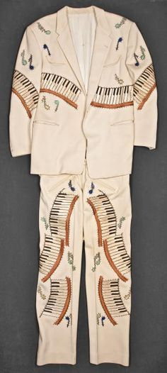 We have many Nudie suits in the Hard Rock collection. Worn by many a rock star, including the King himself, Elvis. #hardrock