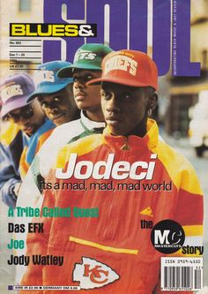 Magazine is from 93 but photo was taken in 91