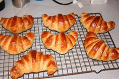 Pastry Heaven: Homemade Croissants the Easy Way, without all the nasty preservatives
