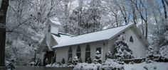 Chapel at the Park • Be married in the Smoky Mountains at this 5 star Gatlinburg, TN Wedding Chapel.