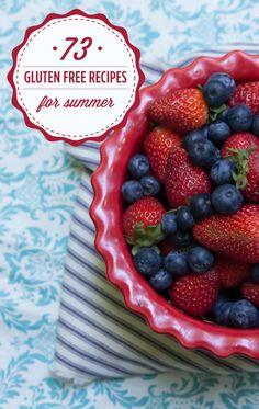 Gluten Free Recipes for Summer: 73 Recipes for Barbecues, Picnics, and Camping — The Tomato Tart