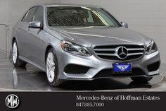 Certified Pre-Owned 2014 Mercedes-Benz E-Class E350 Sport