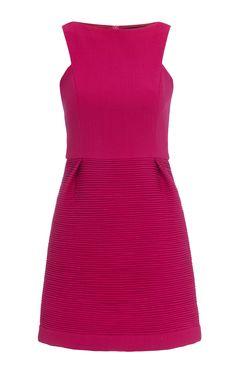 DIMITRI Fall Winter 2014 #dress #wool
