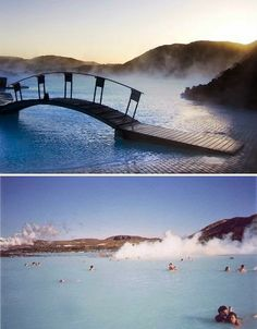 Iceland Tours to See Natural Wonders: Geothermal Pool | http://whatwomenloves.blogspot.com/2014/04/iceland-tours-to-see-natural-wonders.html