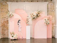 Estate on Second Wedding Backdrop Design, Diy Backdrop, Backdrop Decorations, Balloon Decorations, Backdrops, Wedding Decorations, Wedding Stage, Dream Wedding, Wedding Color Schemes