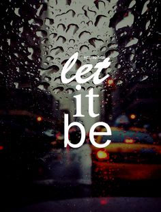 let it be, the beatles