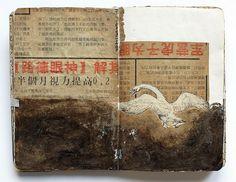 Chinese Moleskine 13/ by Juan Rayos