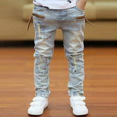 Fabric type: Denim Color: Blue Pattern: Solid Style: Casual Design: Cool Department Name: Boys Very good provide condition showing very minimal wash/wear. Tag. NO Height Age (Year) Waist Hip Front Crotch Length 100=4T 95-105 3-4 42 cm 16.4 inch 58 cm 22.6 inch 19.5 cm 7.6 inch 53 cm 20.7 inch 110=5 105-115 4-5 43 cm 16.8 inch 60 cm 23.4 inch 20 cm 7.8 inch 56 cm 21.8 inch 120=7 115-125 6-7 45 cm 17.6 inch 62 cm 24.2 inch 20.5 cm 8 inch 59 cm 23 inch 130=9 125-135 8-9 46 cm 17.9 inch 64 cm…