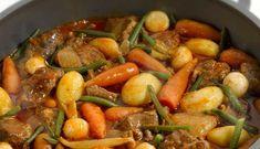 Tropics Food : Navarin de Mouton et sa Jardinière