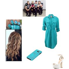 day17 by emmaselma on Polyvore featuring art