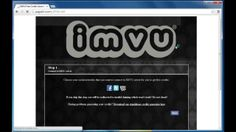 Watch this amazing tutorial on how to get free IMVU Credits!!!