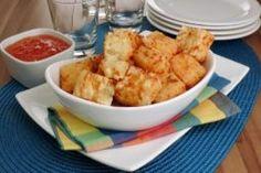Receita de tapioca com queijo coalho