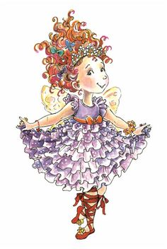 If your daughter has read any Fancy Nancy books, chances are she would love to dress up like the little doll for Halloween. Illustrations, Illustration Art, Fancy Nancy Costume, Gif Animé, Little Doll, Digi Stamps, Copics, Book Characters, Fall Halloween