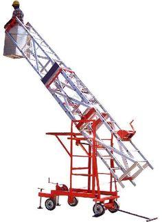 tiltable tower ladder @kijekaengg Aluminium Ladder, Utility Pole, Engineering, Tower, Rook, Computer Case, Technology, Building