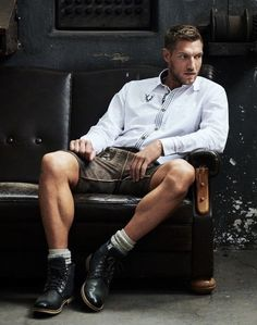 Lederhosen, Guy Style, Big Boys, Austria, Sexy Men, Gay, Germany, Boards, Hipster