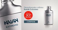 Só R$ 99,90 O Kaiak Extremo tem com um toque de frescor que intensifica a fragrância. Descubra o que move você