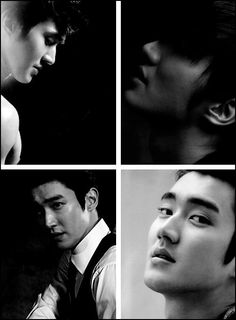 Choi SiWon, you're personally responsible for me being a single woman.